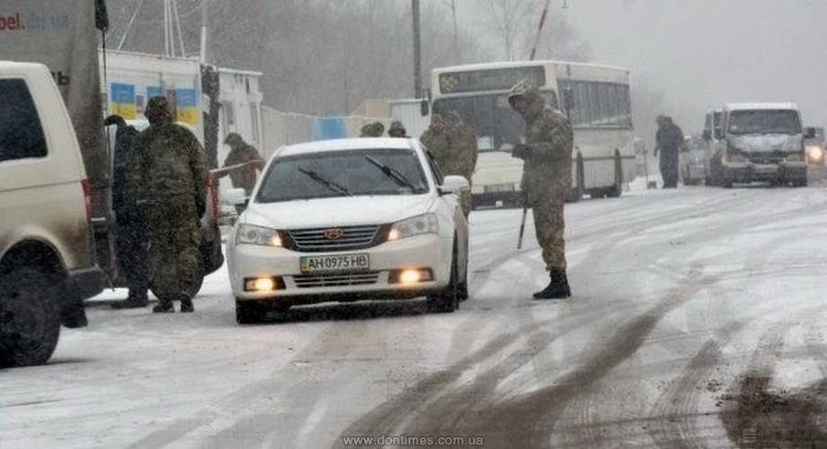 ОБСЕ: Боевики демонтировали собственный блокпост врайоне Петровского