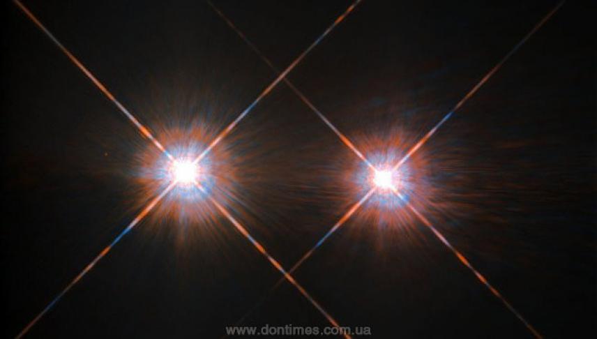 «Хаббл» сделал самые точные фотографии Альфа Центавра