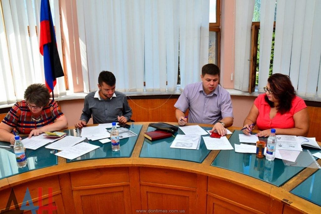 ВЛуганске стартовала регистрация претендентов напраймериз