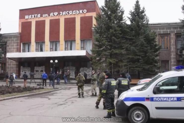 ВСУ засутки 49 раз обстреляли территорию ДНР