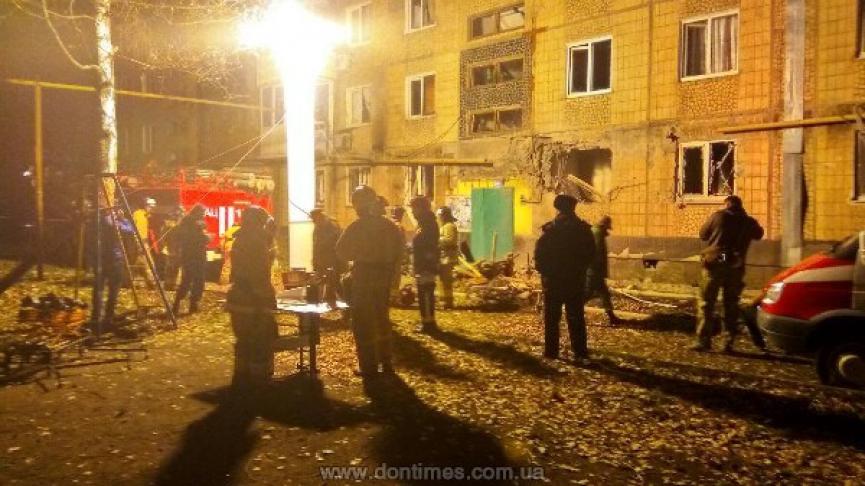 Минобороны ДНР: покрайней мере семь домов Макеевки повреждены снарядами ВСУ